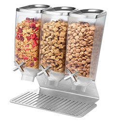 Triple SS cereal stand
