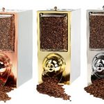 Luxury coffee bean dispensers, 5kg capacity